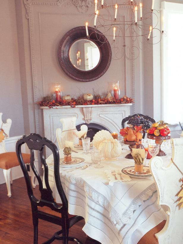 2011 thanksgiving decor and decorating ideas for the home for Thanksgiving 2016 home decorations