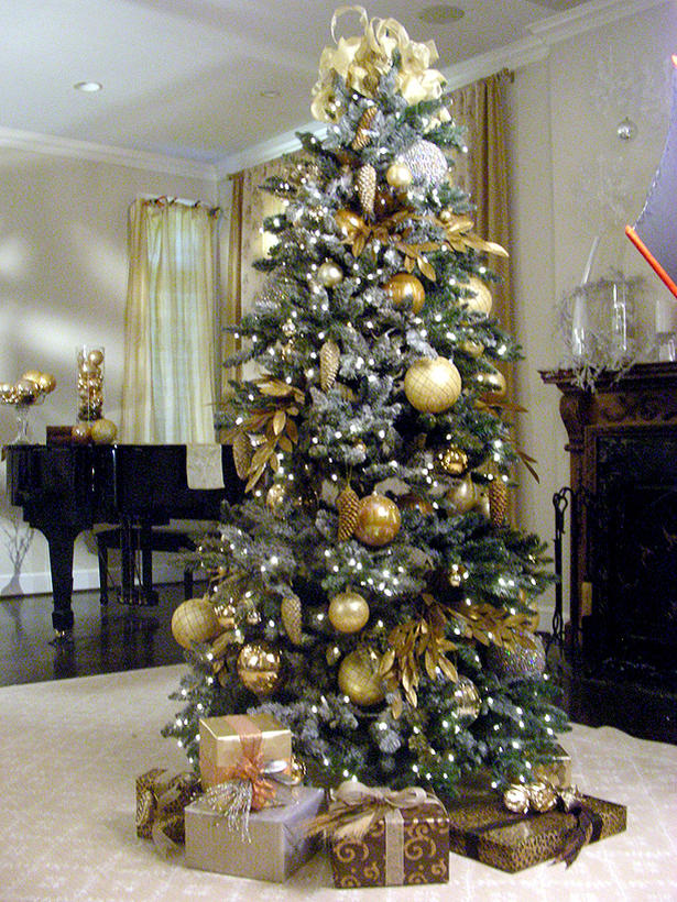 2011 christmas tree designs and decor ideas design trends blog - Christmas tree decorating best ideas ...