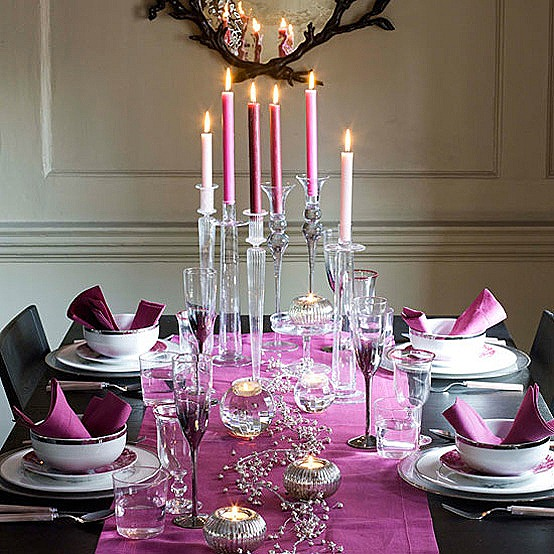 2012 new years eve dinner party table setting ideas 5 - New year dinner table setting ...