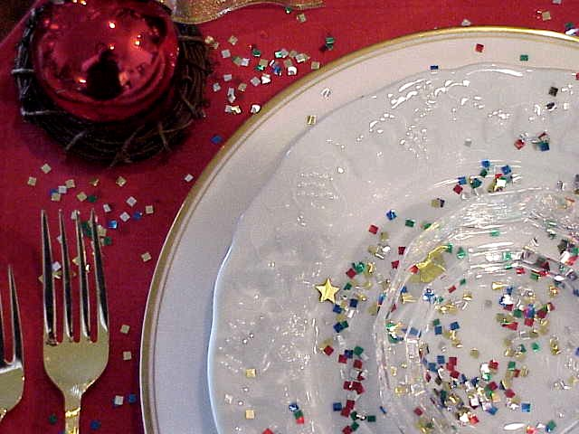 2012 New Years Eve Dinner Party Table Setting Ideas 6