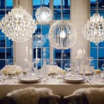 2012 New Years Eve Dinner Party Table Setting Ideas 7