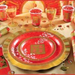 2012 New Years Eve Dinner Party Table Setting Ideas 8