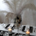 2012 New Years Eve Dinner Party Table Setting Ideas 9