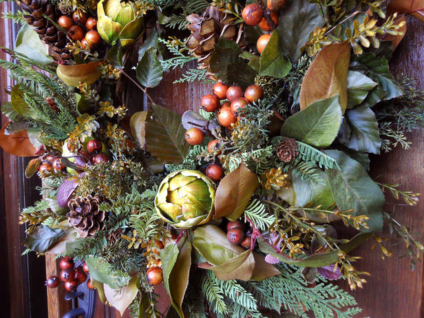 Christmas and Holiday Wreath Ideas For Your Home 3