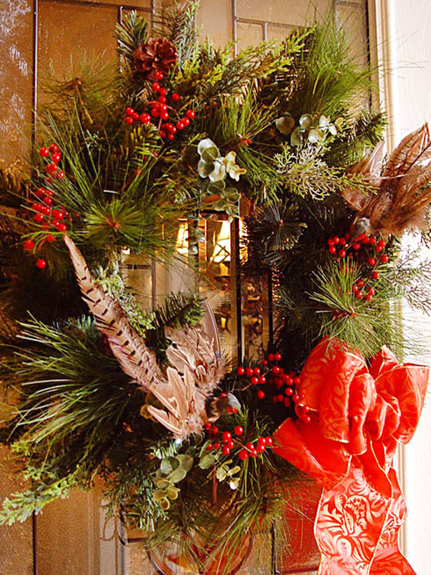 Christmas and Holiday Wreath Ideas For Your Home 4