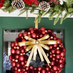 Christmas and Holiday Wreath Ideas For Your Home 5