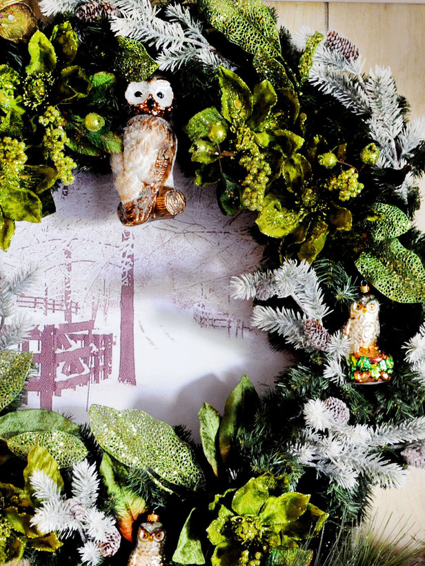 Christmas and Holiday Wreath Ideas For Your Home