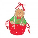 Stylish Holiday and Christmas Aprons To Get You In The Holiday Spirit 7