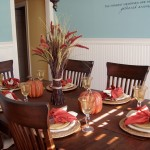 Thanksgiving Table Setting and Centerpiece Ideas 6