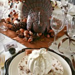 Thanksgiving Table Setting and Centerpiece Ideas 7