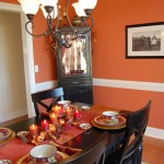Thanksgiving Table Setting and Centerpiece Ideas 9