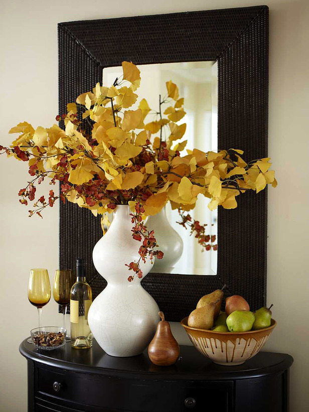 Thanksgiving decorating ideas for the home 2013 design for Thanksgiving home decorations