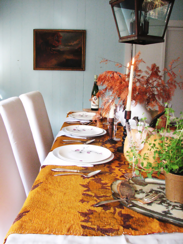Thanksgiving Decorating Ideas for the Home 4