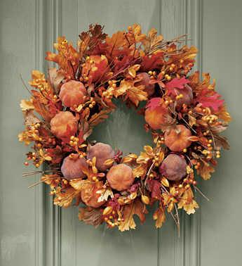 Thanksgiving Decorating Ideas for the Home 2012
