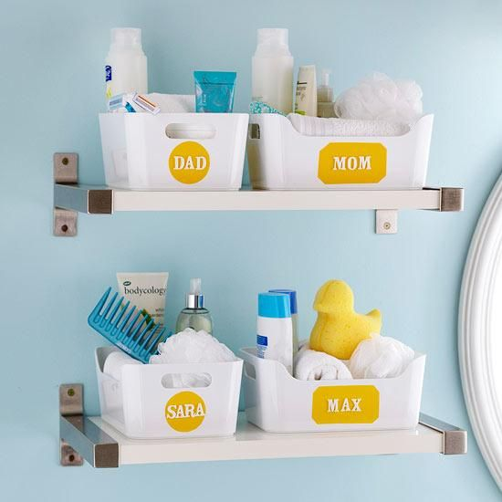 Creative Ways You Can Organize Your Home 11