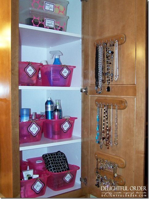 Creative Ways You Can Organize Your Home 6