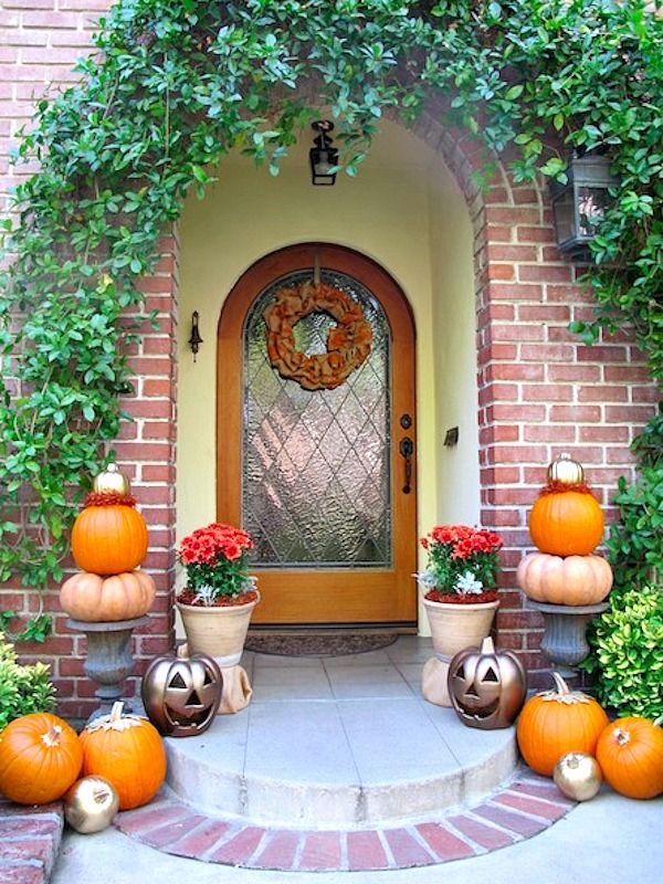 2014 Fall Decorating Trends & Ideas 11