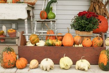 2014 Fall Decorating Trends & Ideas 4