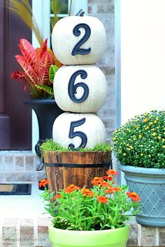 2014 Fall Decorating Trends & Ideas 6