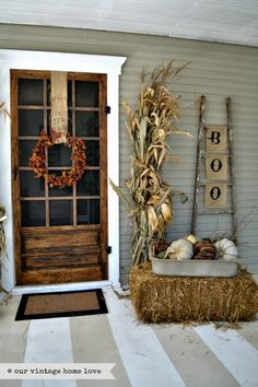 2014 Fall Decorating Trends & Ideas
