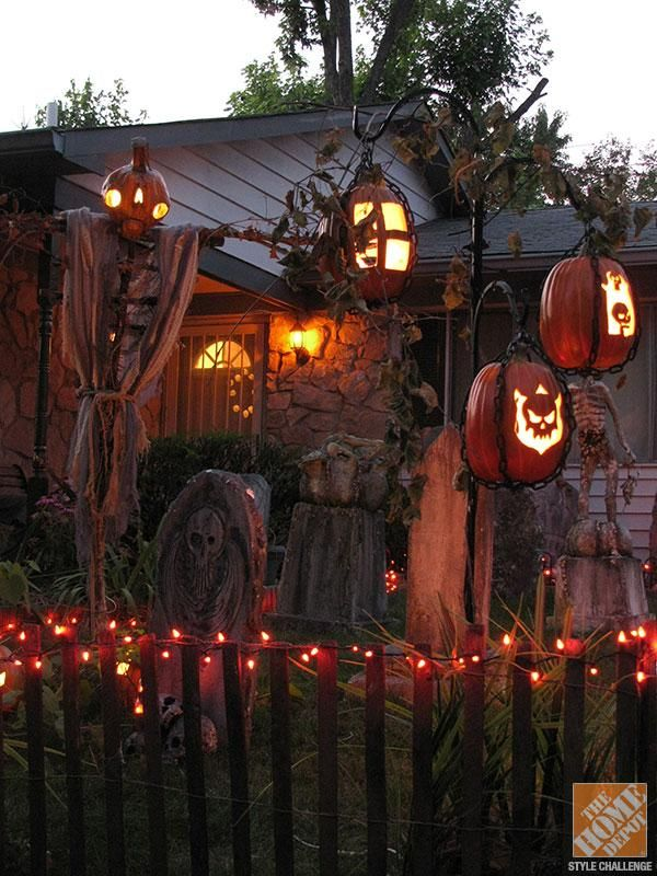 2014 Halloween Decoration Ideas 16