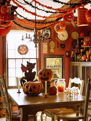 the best 2014 halloween decoration ideas from pinterest. Black Bedroom Furniture Sets. Home Design Ideas