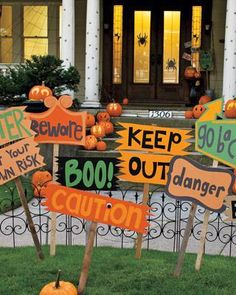 2014 Halloween Decoration Ideas 5