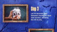 DIY Halloween Decorations - Halloween Themed Mason Jar