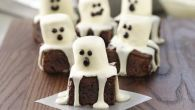 Halloween Treats - Spooky Boo Brownie Recipe 2