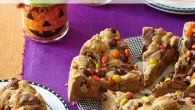 Peanut Butter-Chocolate Chunk Blondies