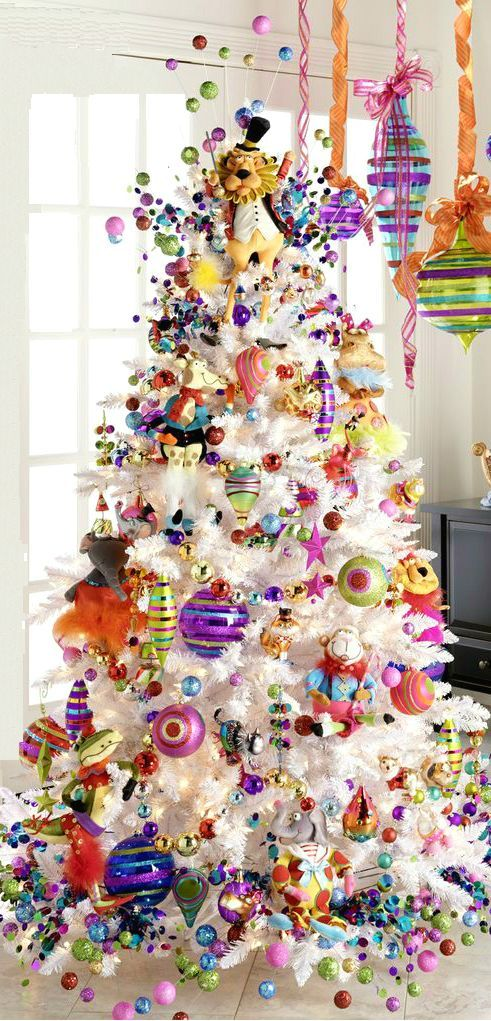 Christmas Tree Designs and Decor Ideas for 2014 10