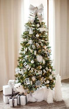 Christmas Tree Designs and Decor Ideas for 2014 12
