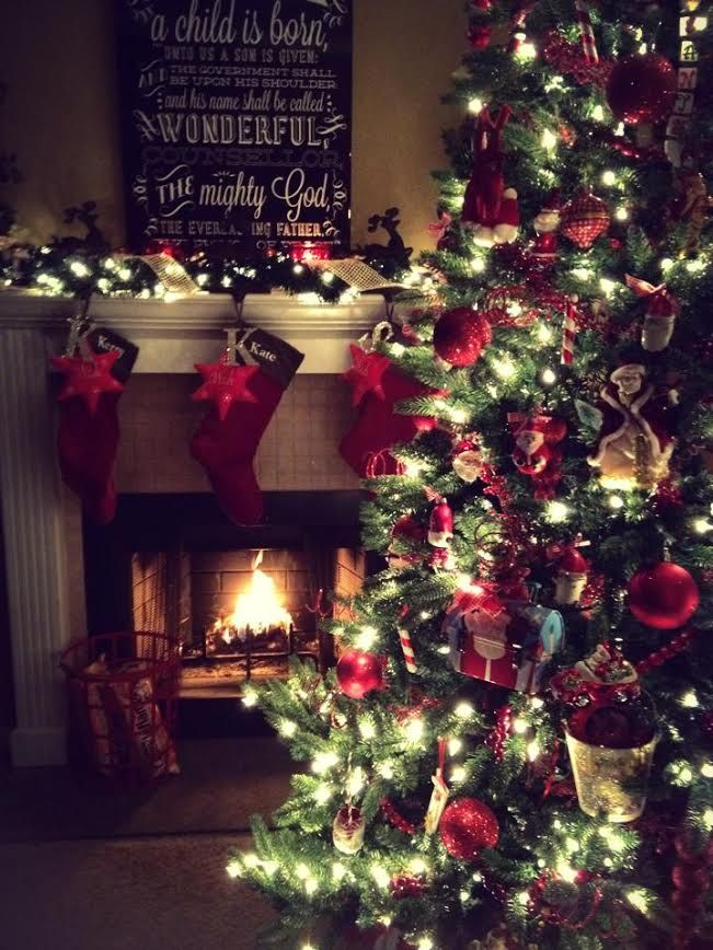 Christmas tree designs and decor ideas for 2014 13 Decorating for christmas 2014