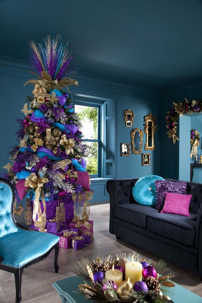 Christmas Tree Designs and Decor Ideas for 2014 14 - Design Trends Blog