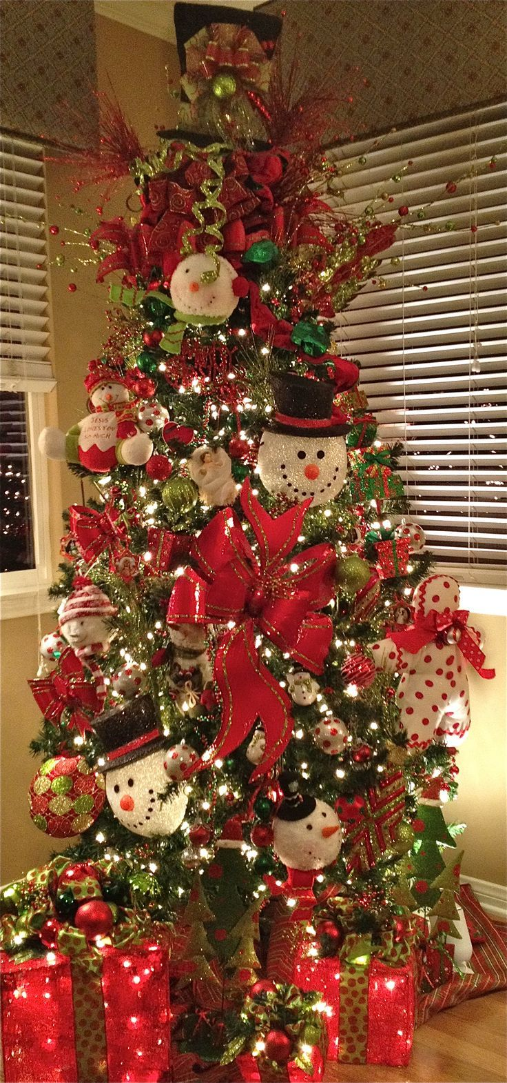 Christmas tree designs and decor ideas for 2014 15 for 2014 christmas tree decoration
