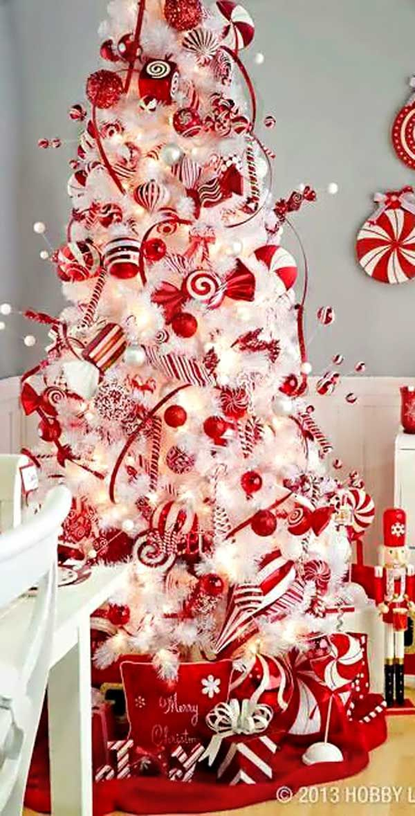 Christmas Tree Designs and Decor Ideas for 2014 3