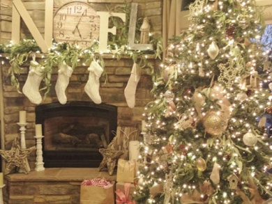christmas tree designs and decor ideas for 2014 5 - 2016 Christmas Decor Trends