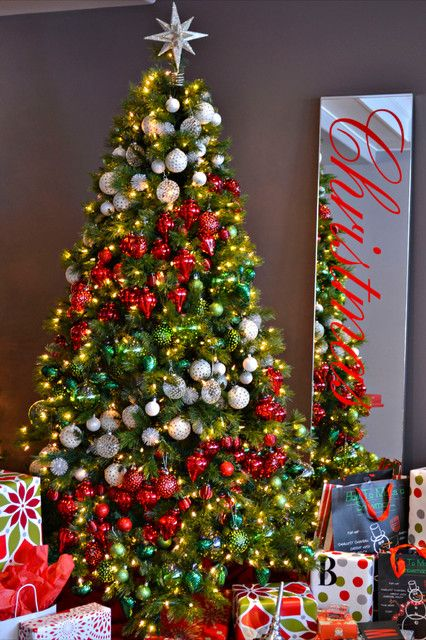 Christmas Tree Designs and Decor Ideas for 2014 6
