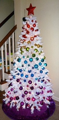 Christmas Tree Designs and Decor Ideas for 2014 9