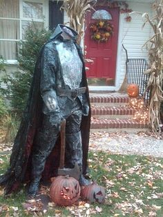 2015 Creepy Halloween Decoration Ideas 12