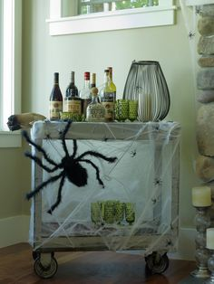 2015 Creepy Halloween Decoration Ideas 16