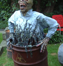 2015 Creepy Halloween Decoration Ideas 5