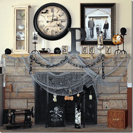 2015 Halloween Decoration Ideas 12
