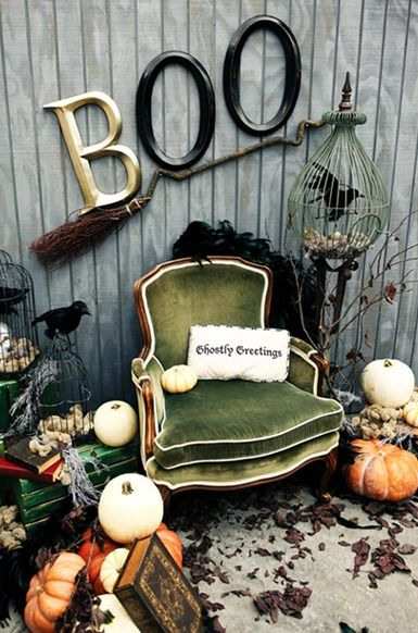 2015 Halloween Decoration Ideas 17