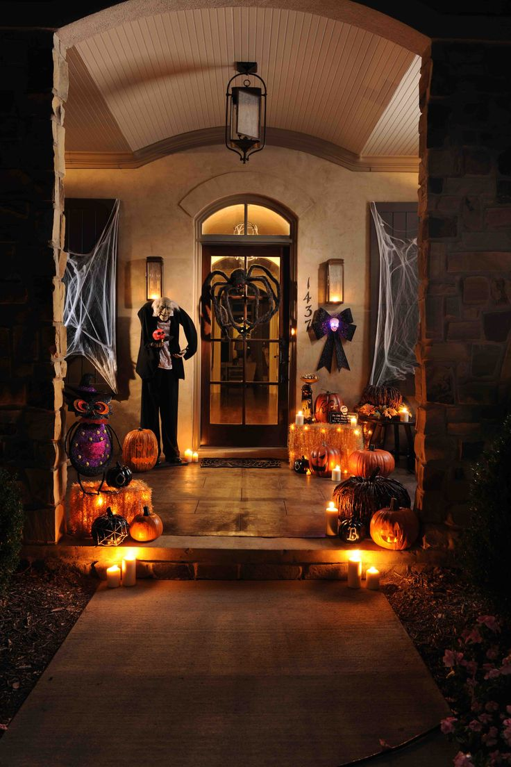 2015 halloween decoration ideas 2 design trends blog for Pinterest halloween outdoor decorations