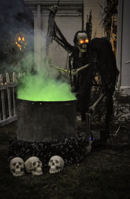 2015 Halloween Decoration Ideas 7