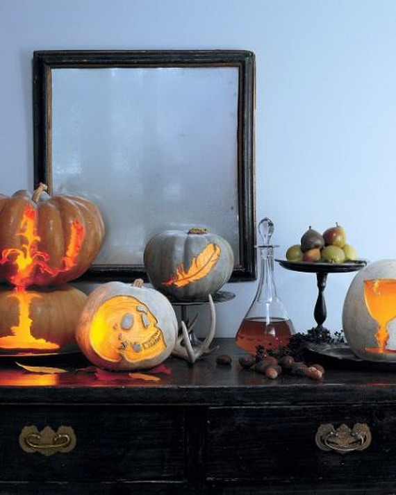 2015 Indoor Halloween Decoration Ideas 15