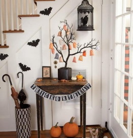 2015 Indoor Halloween Decoration Ideas 17