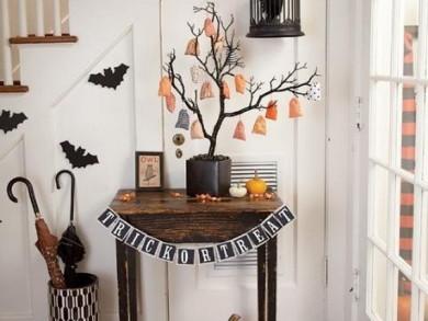 2015 Indoor Halloween Decoration Ideas 17
