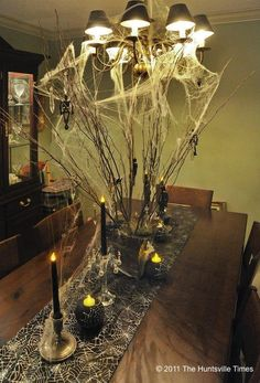 2015 Indoor Halloween Decoration Ideas 5